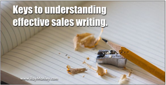 effective sales writing